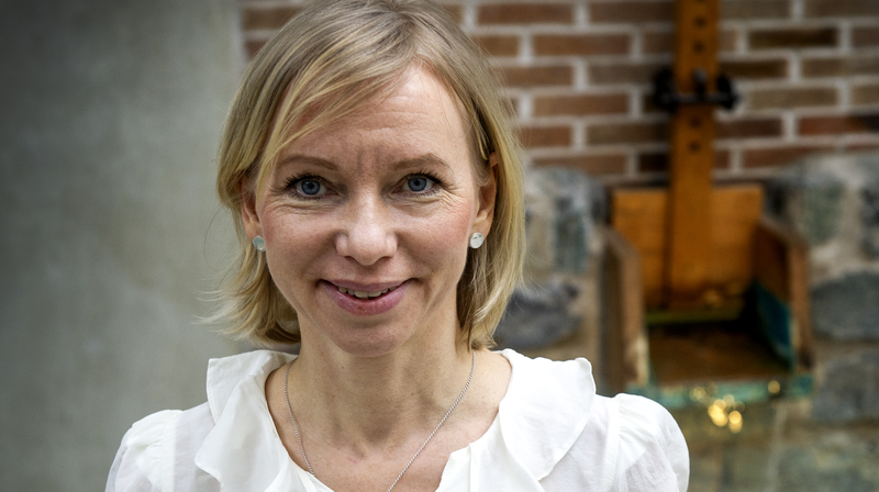 Gunlög Rasmussen, smittskyddsläkare.