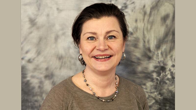 Ulrika Gustafsson, kurator och samordnare för könsdysfori